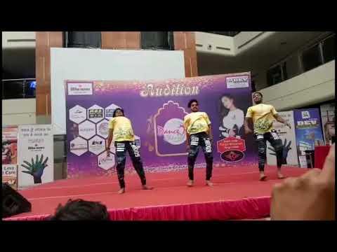 HEART BEATS S'BOY$ IN DANCE PE CHANCE || JAI MATA DI ||