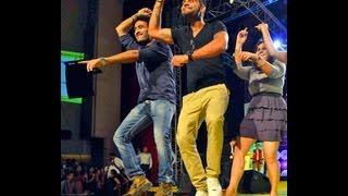 Virat Kohli does a gangnam style act