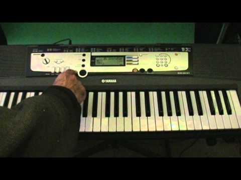 Yamaha EZ200 MIDI Piano Keyboard Some of the Features Tom Willett