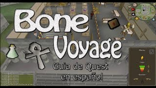 OSRS | Bone Voyage Quest (Nueva) - VictorRs07