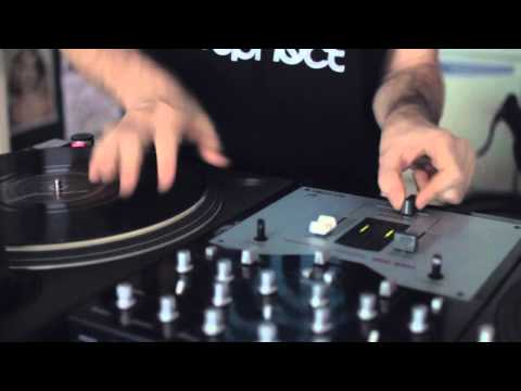 NEVER SAY DIE 501 ROUTINE - DJ CAPTAIN CRUNCH PROMO 2011
