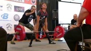 385 pound World Record Deadlift by 100 pound Dr. Payal Ghosh