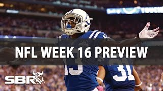 NFL Picks | Week 16 Preview With Ian Cameron