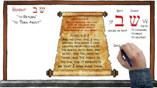 """Repent"" in ancient Hebrew!"