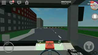 Go-Ahead Roblox Townlink Service 410 Timelapse