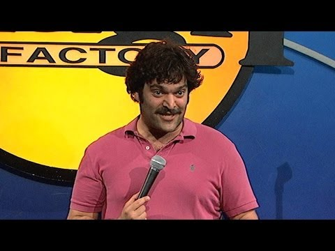 Mike Lebovitz - The Button Story (Stand Up Comedy)