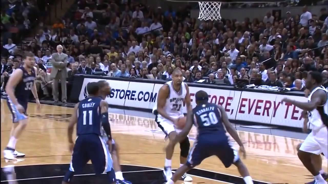 San Antonio Spurs Tribute The Beautiful Game ORIGINAL - YouTube b37466d0d