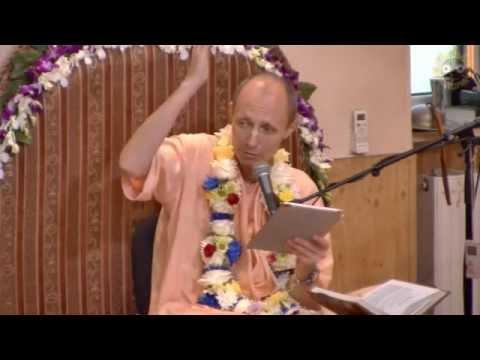 Шримад Бхагаватам 4.9.11 - Бхакти Ананта Кришна Госвами