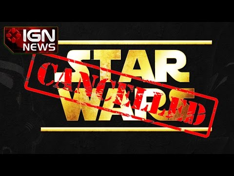 More Cancelled Star Wars Games Revealed - IGN News