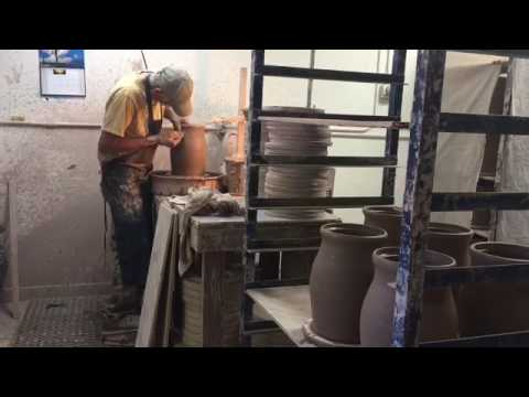 Rowe Pottery Works adds U.S. Open to growing list of clients