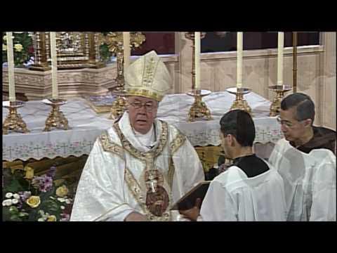 Daily Catholic Mass - 2017-06-09 - Bishop Baker