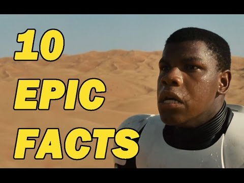 Top 10 Shocking Facts about Star Wars: The Force Awakens