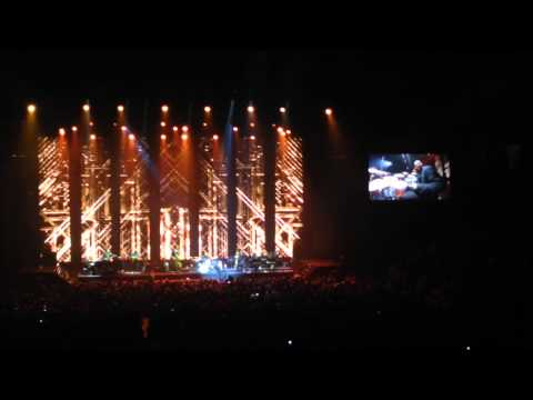 Michael Buble- Fly me to the moon (Houston)