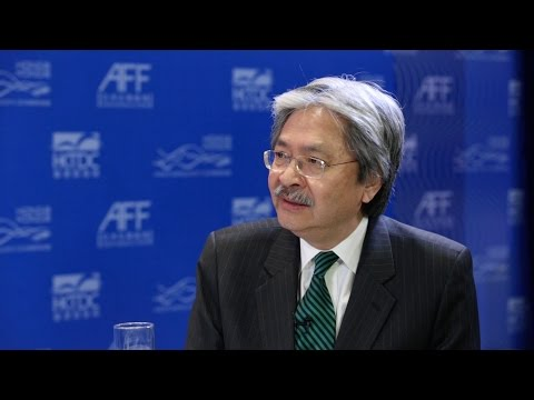 AFF 2016: Domestic Consumption for Growth, Says John Tsang