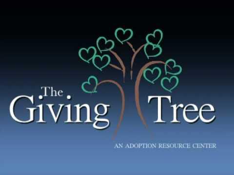 Giving Tree animated logo