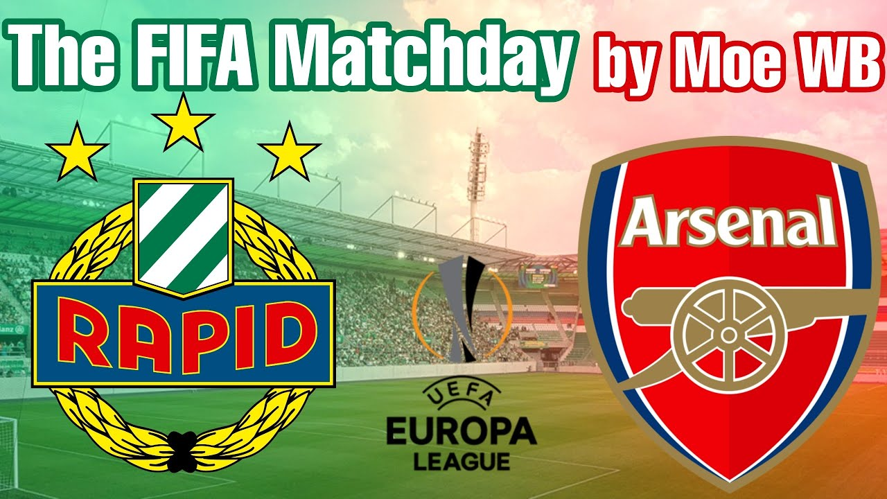 Rapid Vienna vs Arsenal - Europa League: Latest score, lineups ...
