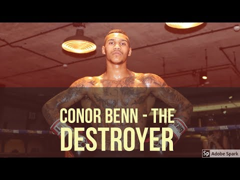 Conor Benn - The Destroyer