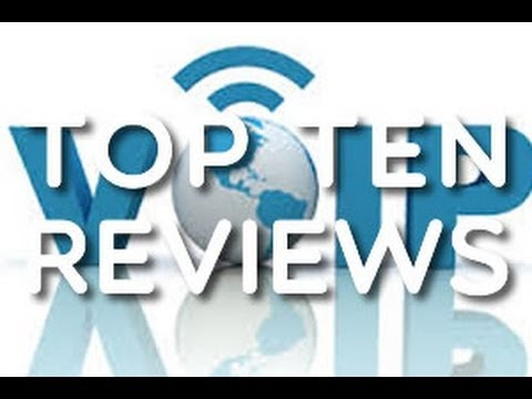 2015 Top Ten Review - What's the Best VOIP Business Service?