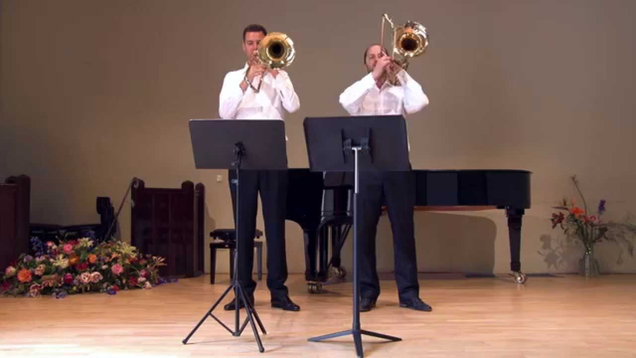 Devil's Waltz - Trombone Duet (Ttrbn/Btrbn + Btrbn)