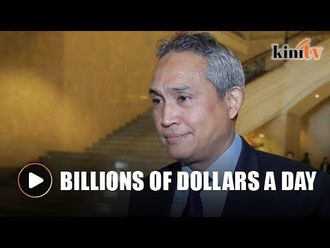 Ex-Bank Negara Forex Dealer Traded Billions Of Dollars A Day