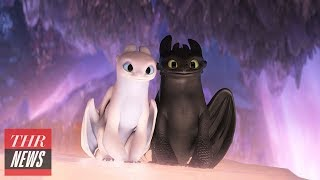 'How to Train Your Dragon 3' Soars Toward No. 1, Looks at $40M Debut   THR News