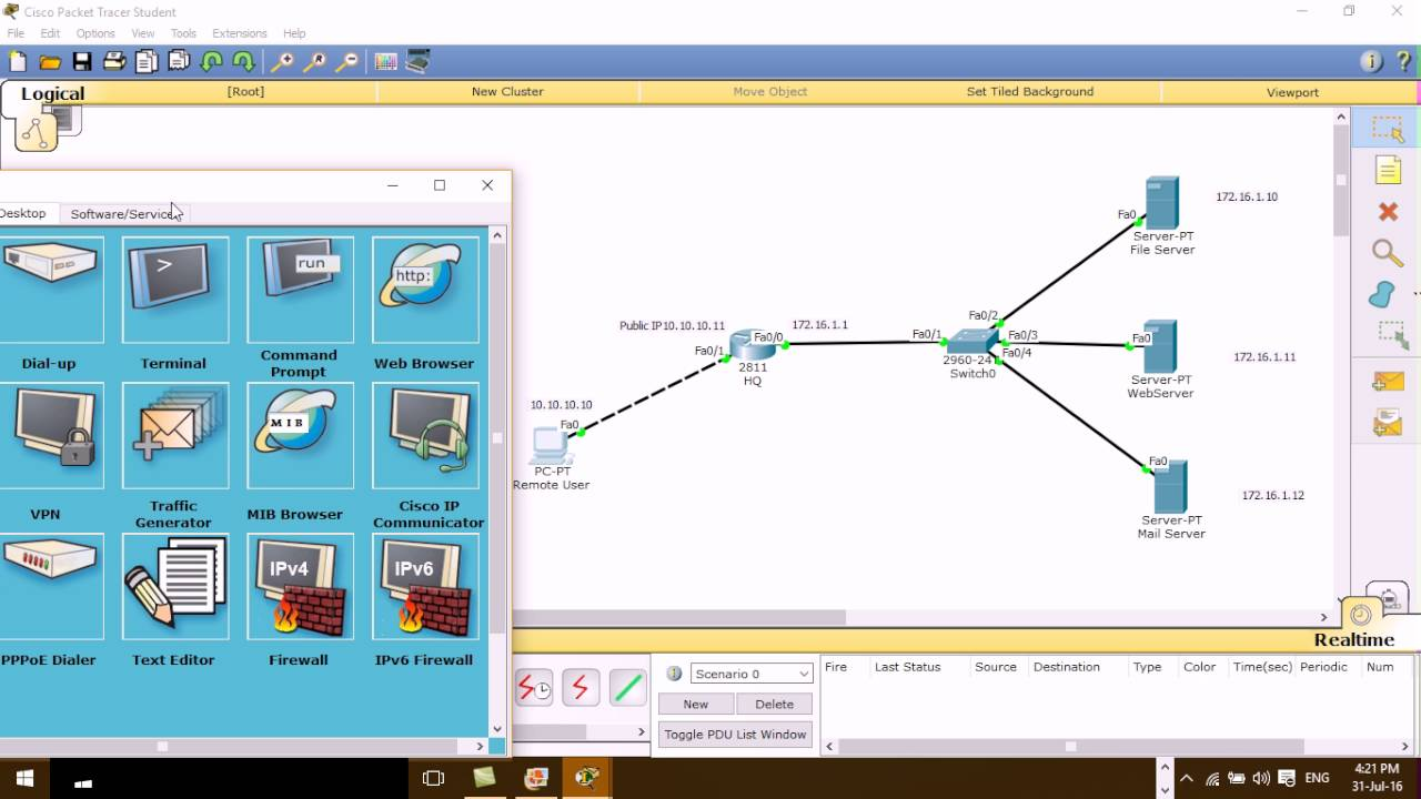 How to Configure VPN Remote Access+IPsec on Cisco Router_Full Video