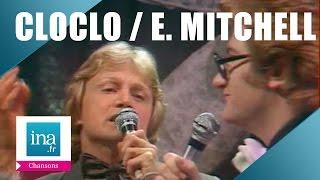 """Claude François et Eddy Mitchell  """"Le jardin extraordinaire"""" - (live officiel) Archive INA"""
