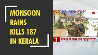 187 dead in monsoon rain, floods in Kerala