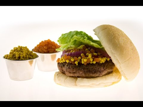 Molecular gastronomy molecular burger doovi - Spaghetti cuisine moleculaire ...