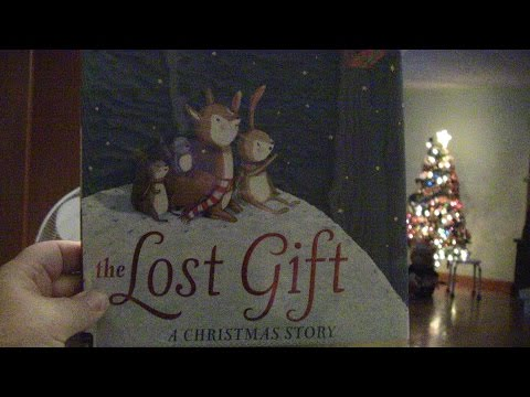 """Tim Reads""""THE LOST GIFT A CHRISTMAS STORY"""" By Kallie George & Stephanie Graegin"""