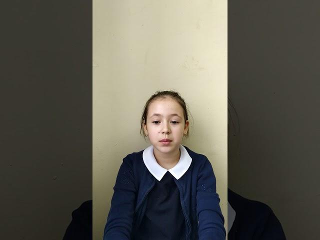 Изображение предпросмотра прочтения – КаринаМулаева читает произведение «Красною кистью рябина зажглась» М.И.Цветаевой
