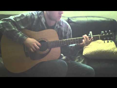 Andy Mckee - Shanghai (cover)