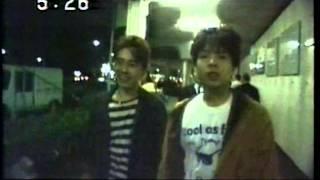 (再) 90年1st single PV 1st album INGRY'S.