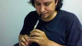 Irish flute tin whistle - Joe Cooley