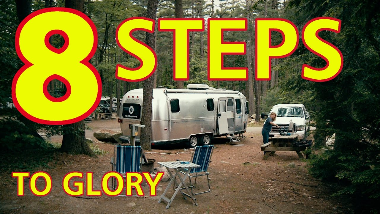 for beginners how to set up an rv campsite 8 steps to glory  [ 1280 x 720 Pixel ]