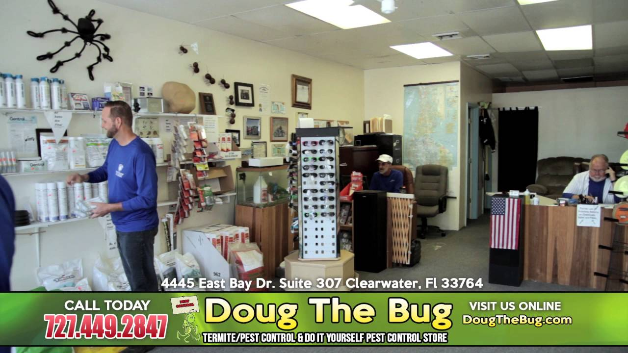 Diy Pest Control Supplies Doug The Bug Termite Pest Control Do It Yourself Pest Control Store 727 449 2847
