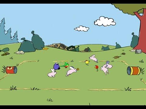 Peep and the Big Wide World: Duckball
