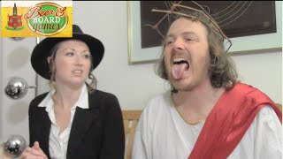 Drunk Jesus (Beer and Board Games)
