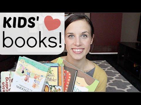 Favorite Children's Books & Devotionals (Christian Parenting)