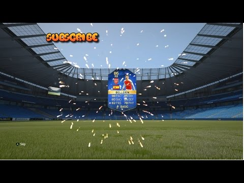 ◐ FIFA 16 BPL TOTS PACK OPENING !!! ( FEAT. 4 X TOTS CARDS + SPECIAL CARDS)!! ◑
