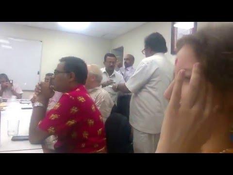 Sare Jahan Se achha at Sakal Office Pune