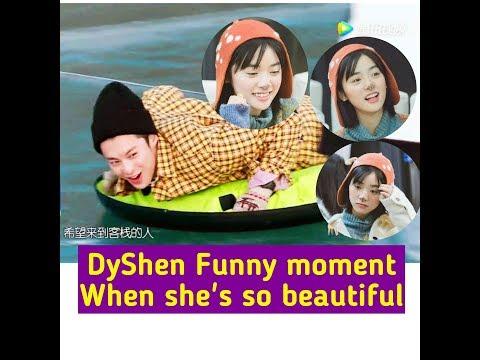 DyShen Funny moment in The INN Ep.10