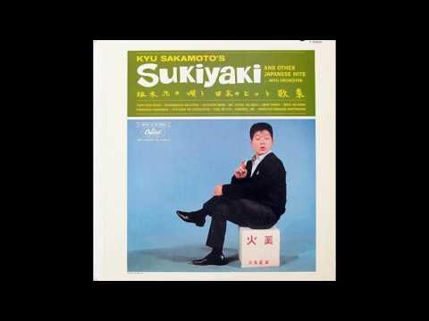 坂本 九 Kyu Sakamoto's Sukiyaki and other Japanese Hits
