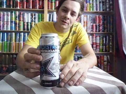 Rockstar Energy Zero Sugar teszt