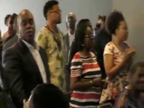 City Dreamers Church Welcome - Spectra Events Presents New Generation Tv Uk London Launch