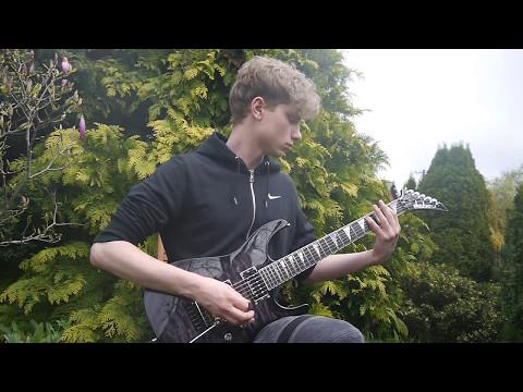 FOZZY - Judas guitar cover