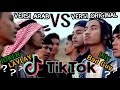 Kocak! Battle lagu2 Viral!! ARAB GOKIL | 3way Asiska Cover