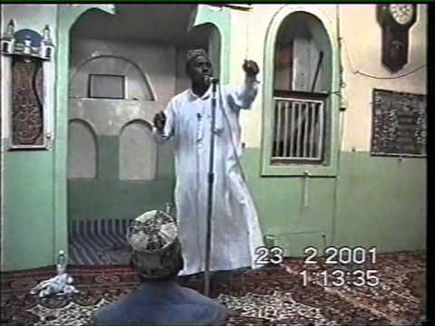 Sheikh Omar Bashir