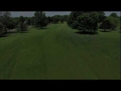 Mayfair Golf Course - Hole #1 - DronezEye, LLC