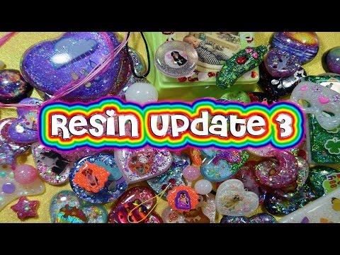 Resin Update #3 - MEGA Update
